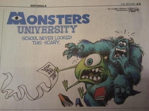 monsters university student loans monsters inc - 7625986304