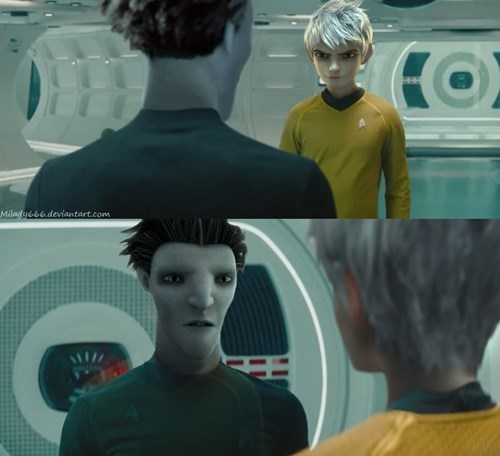 rise of the guardians crossover Star Trek - 7625995264