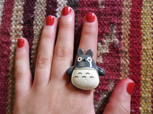 rings,accessories,anime,for sale,my neighbor totoro