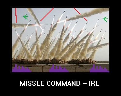 missile command,funny irl
