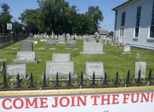 cemetry,come join the fun