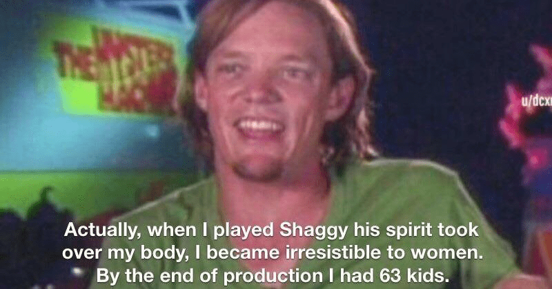 Funny dank shaggy memes.