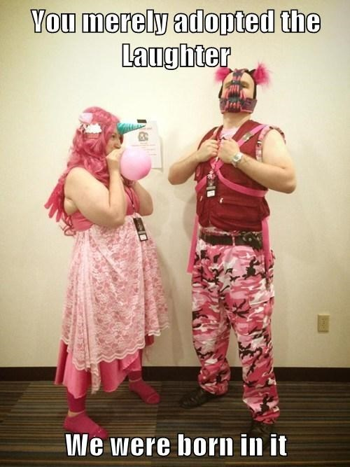 cosplay bane pinkie pie - 7626712064