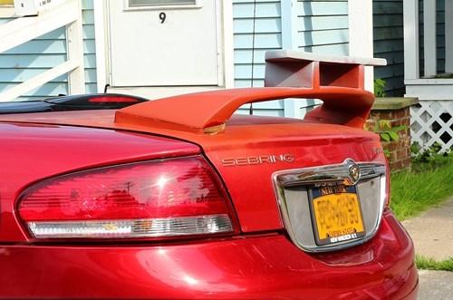 spoilers cars DIY funny - 7628259584
