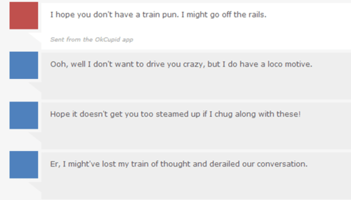 puns,choo choo choose,trains,funny
