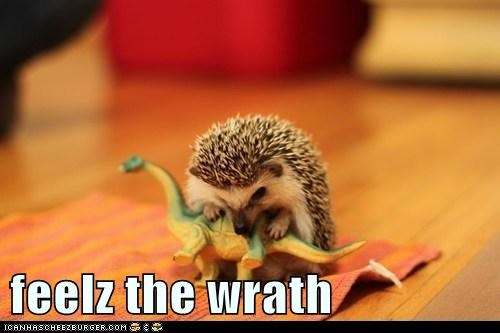 toy cute hedgehogs dinosaurs - 7628487168