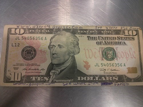 fapping dollars dollar bill - 7628547072