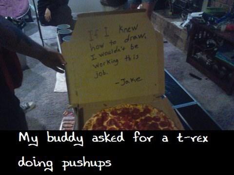 pizza dinosaurs - 7628710144