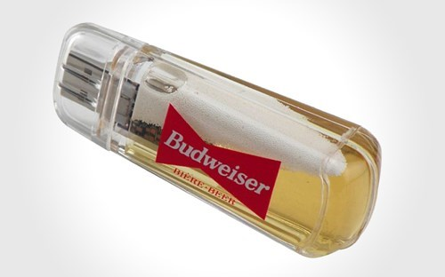 beer budweiser funny USB - 7628737024
