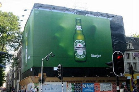 beer Heineken ads funny monster - 7628819968