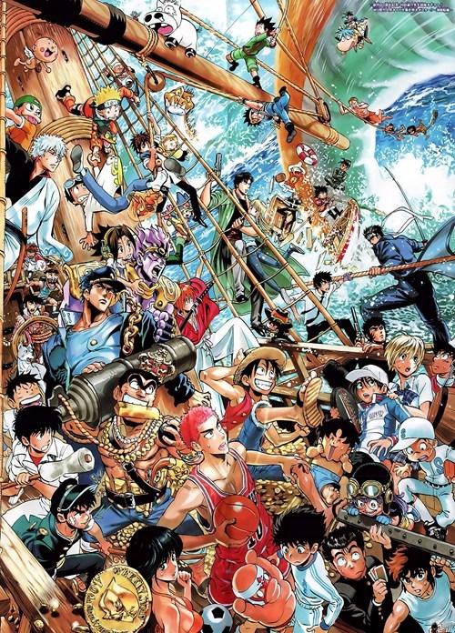 anime Fan Art one piece - 7628847872