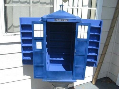 tardis nerdgasm doctor who DIY funny - 7628848896