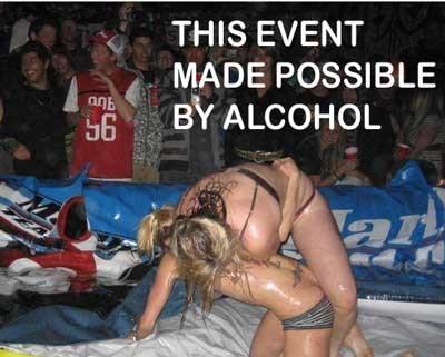 alcohol booze funny wrestling - 7628862976