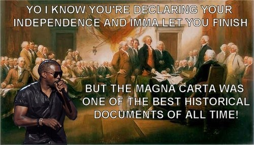 Wait One Second, Founding Fathers