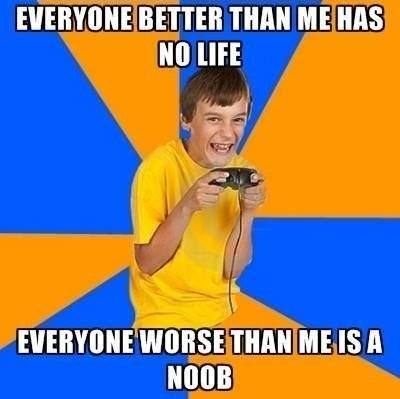 gamers Memes logic - 7629203456