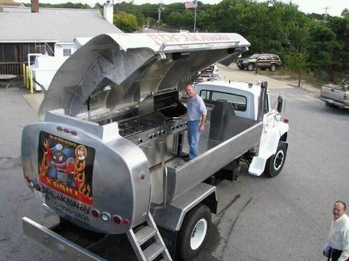 barbecue merica grill funny - 7629242624