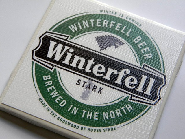beer coasters Game of Thrones awesome funny after 12 g rated