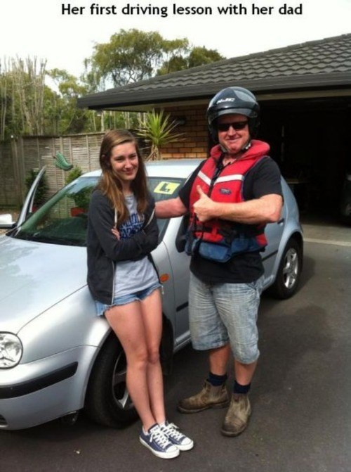 lifejacket,driving lessons,drivers license