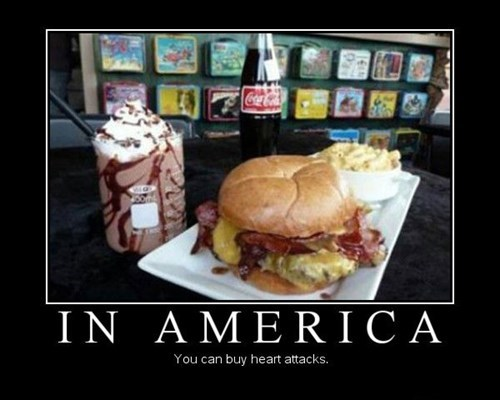 murica heart attack funny fourth of july america americana - 7629374976