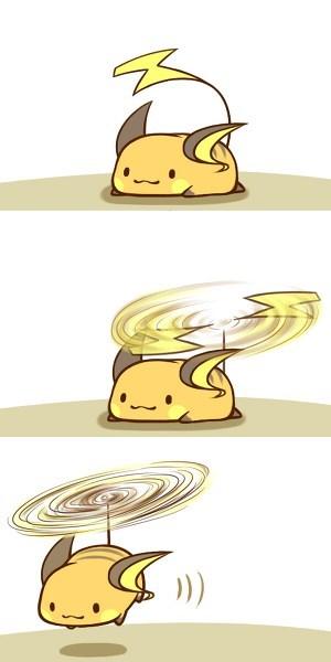 raichu comics dawww cute - 7632197376