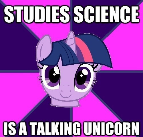 twilight sparkle Memes science - 7632756480