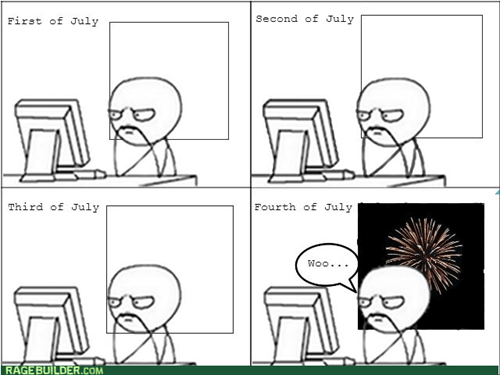 fireworks fourth of july computer guy - 7633047552