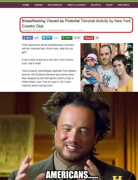news americans sad but true terrorists funny - 7633173504