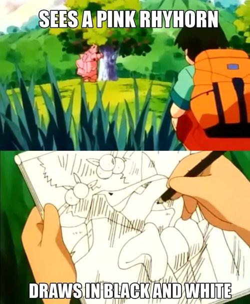 tracey anime rhyhorn - 7633923584
