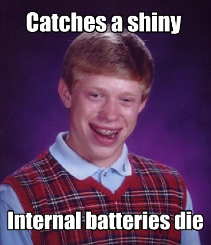 bad luck brian Memes - 7634130944