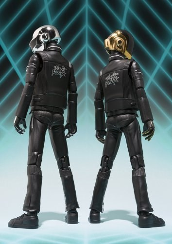 Get Your Own Daft Punk Action Figures