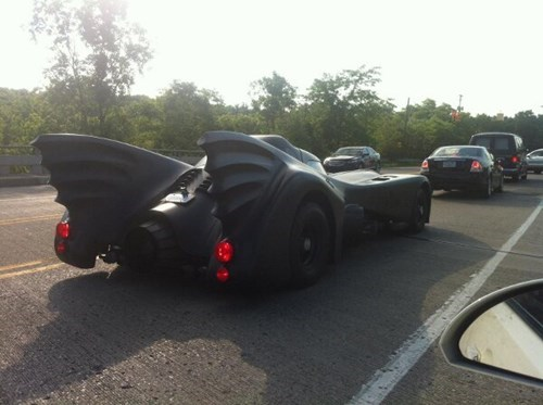 batmobile IRL cars batman - 7634278656