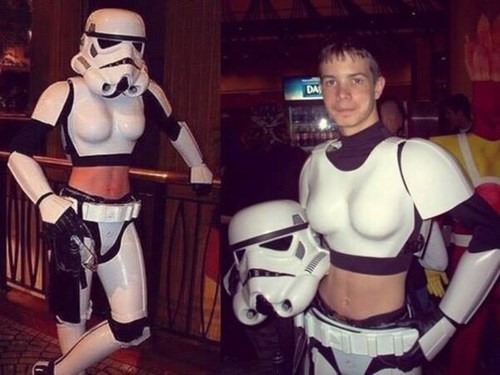 cosplay star wars stormtrooper - 7634345472