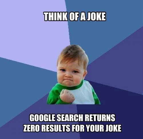 jokes google search success kid - 7634591488