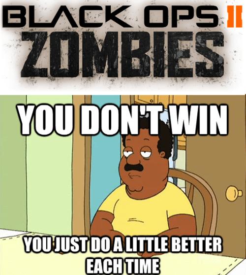 black ops II zombie - 7634603008