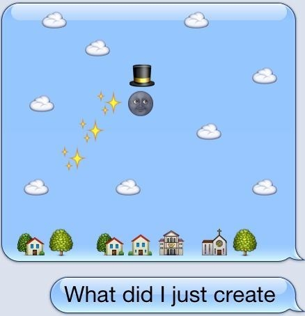 emoji you spent way too long on that funny