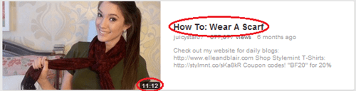 youtube videos very thorough scarves funny - 7634621184