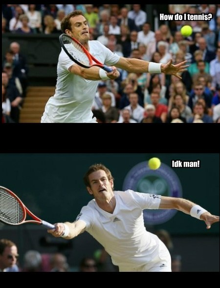 sports tennis funny - 7634644224