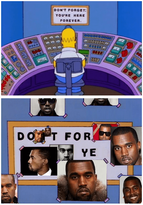 Music kanye simpsons funny - 7634672128