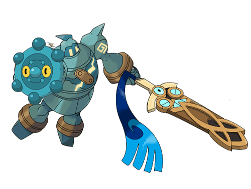 honedge,golurk,bronzor