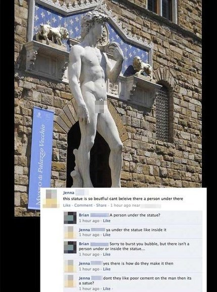 statues michelangelo the david encasement failbook - 7634712832