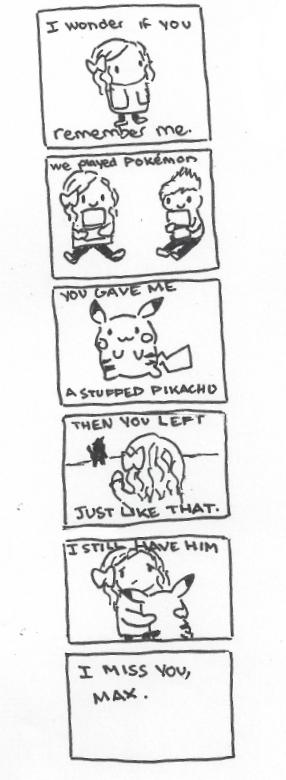 Sad Pokémon feels - 7634713344