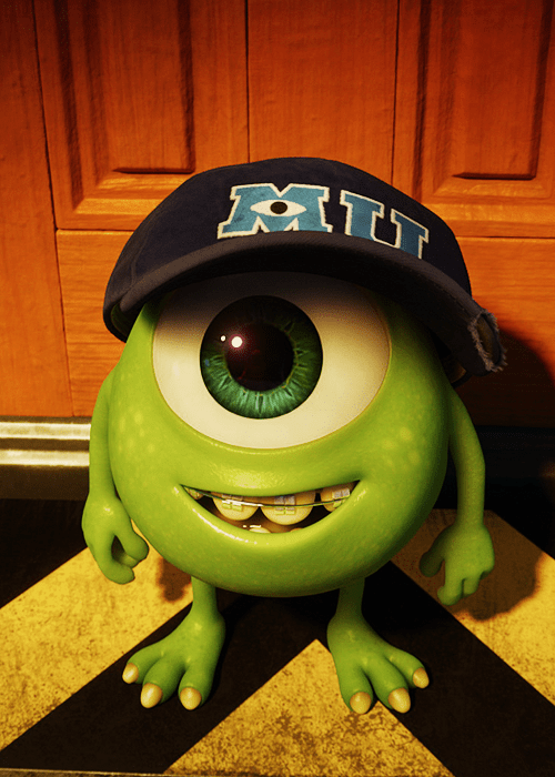 monsters university disney monsters inc pixar - 7634752000