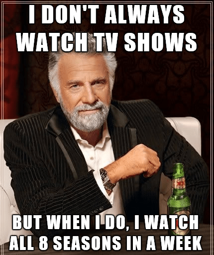 the most interesting man in the world Memes netflix - 7634765824