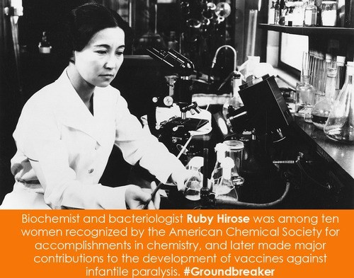 ruby hirose,medicine,science