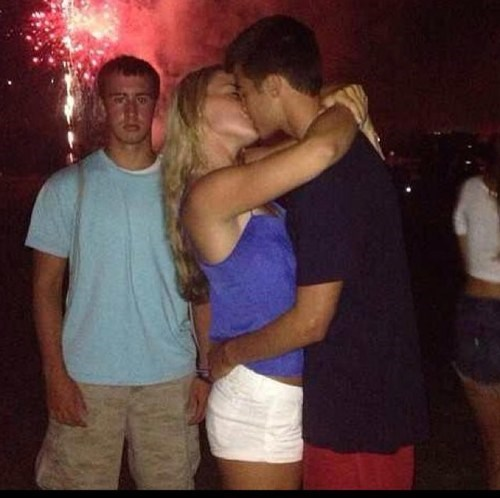 photobomb,fireworks,third wheel,funny