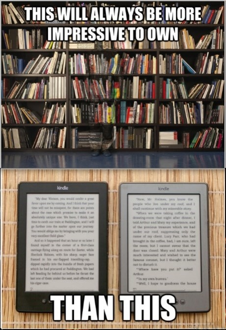 kindle when you see it books - 7634935808