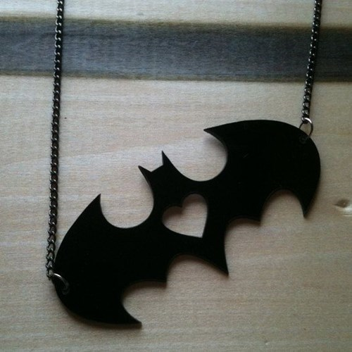 necklace Jewelry batman funny g rated dating