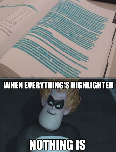 reading,tests,the incredibles,syndrome