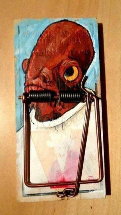 star wars trap admiral ackbar - 7637171456