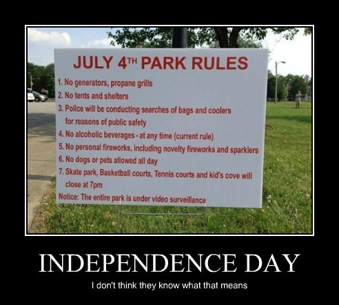 freedom independence day funny - 7638442752
